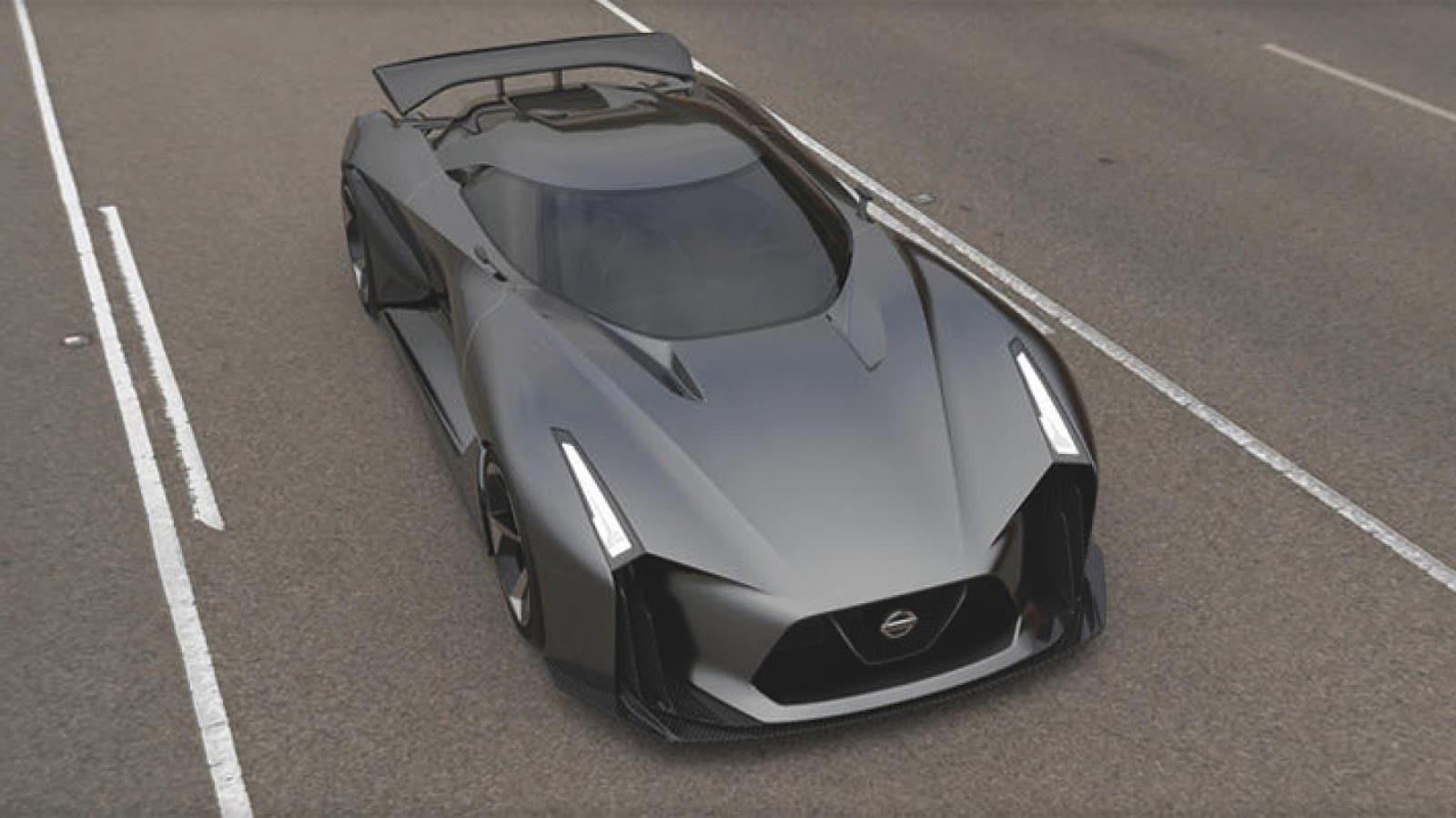 godgilla Το επόμενο GT-R θέλει να σπάσει όλα τα ρεκόρ του Nurburgring Nissan, Nissan GT-R, Nurburgring, zblog
