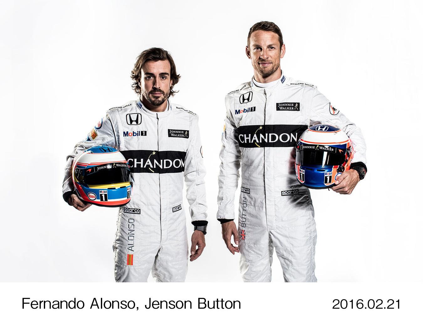 c160221 004H Η McLaren-Honda αποκάλυψε το νέο μονοθέσιο, την MP4-31 Formula 1, McLaren-Honda, McLaren-Honda MP4-31