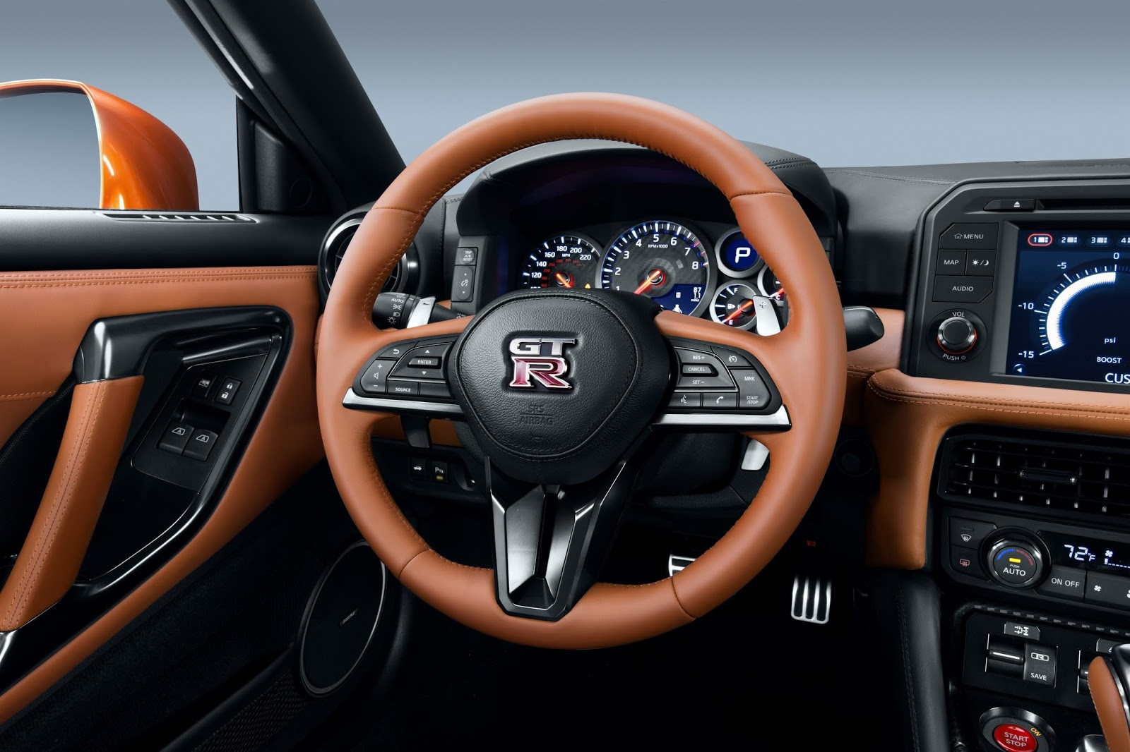 144060 1 5 Nissan GT-R: Ο Godzilla επέστρεψε! Godzilla, Nissan, Nissan GT-R, supercars, έκθεση Νέας Υόρκης