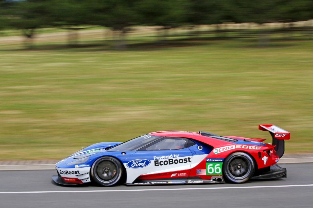 FORD LE MANS 13