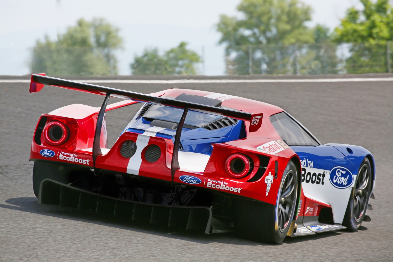 FORD LE MANS 17
