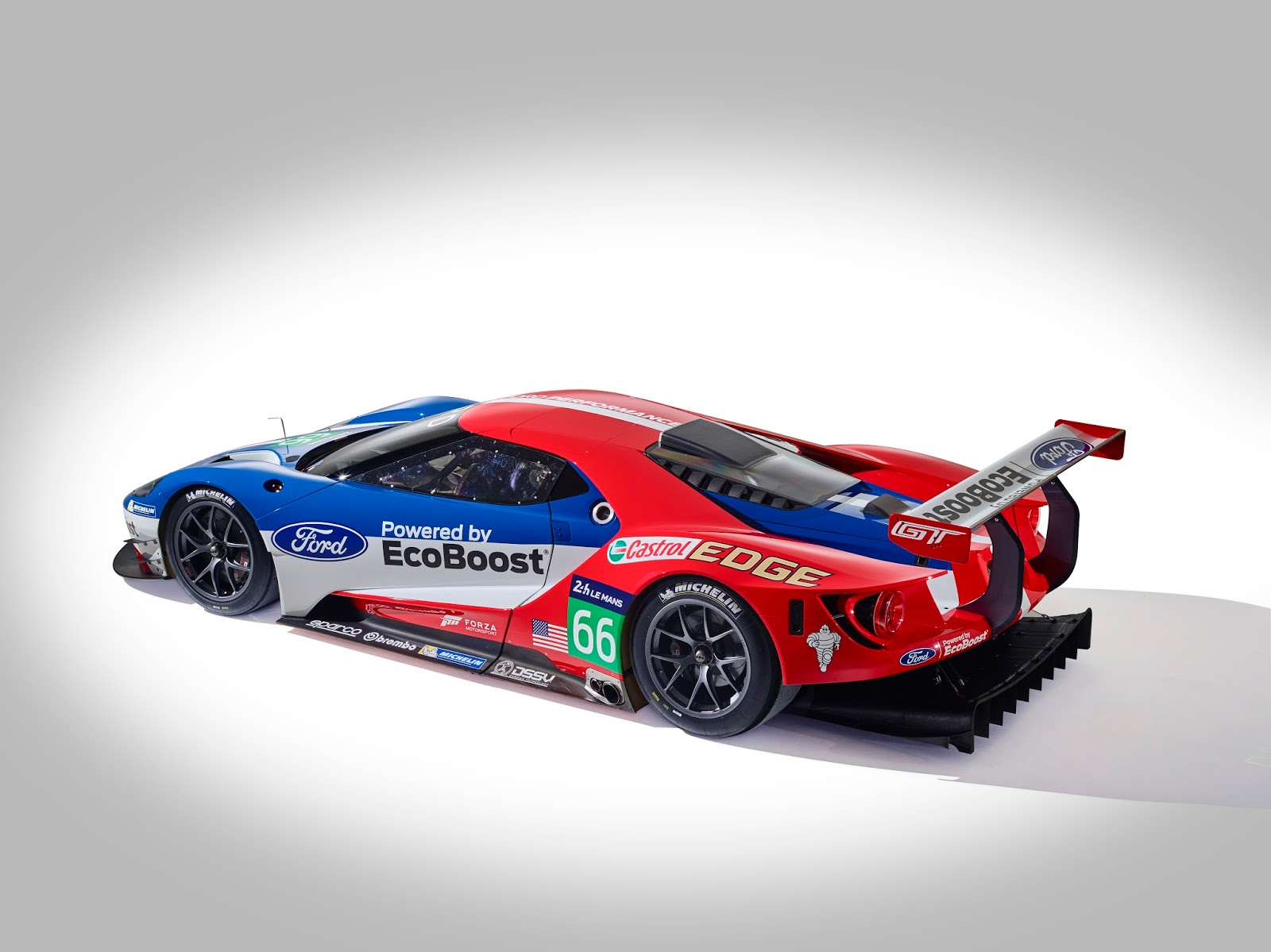 FORD LE MANS 3
