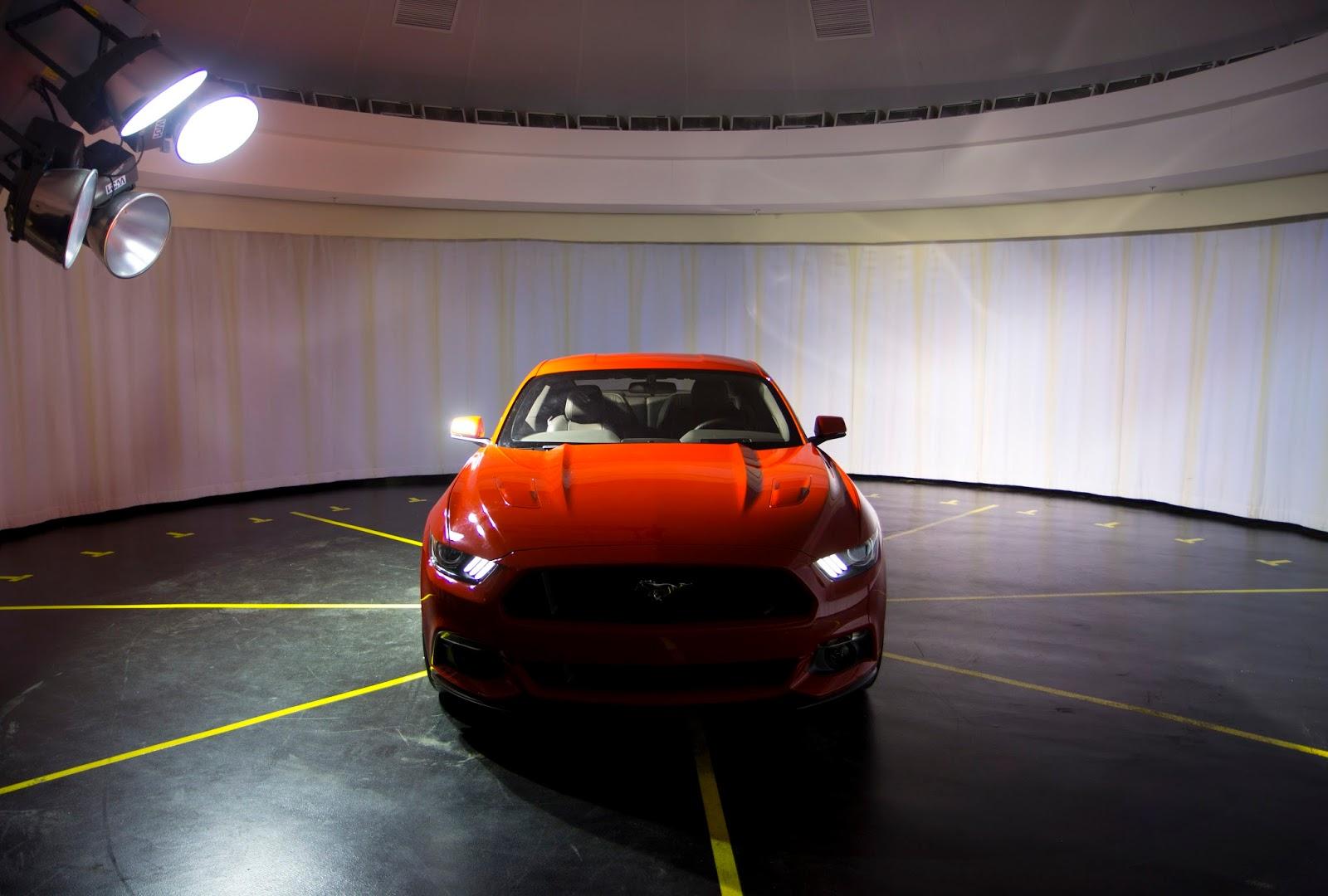 IMG 6953 HR Τα έξυπνα φώτα της Ford κάνουν παρελθόν το τύφλωμα από την μεγάλη σκάλα Ford, Τεχνολογία