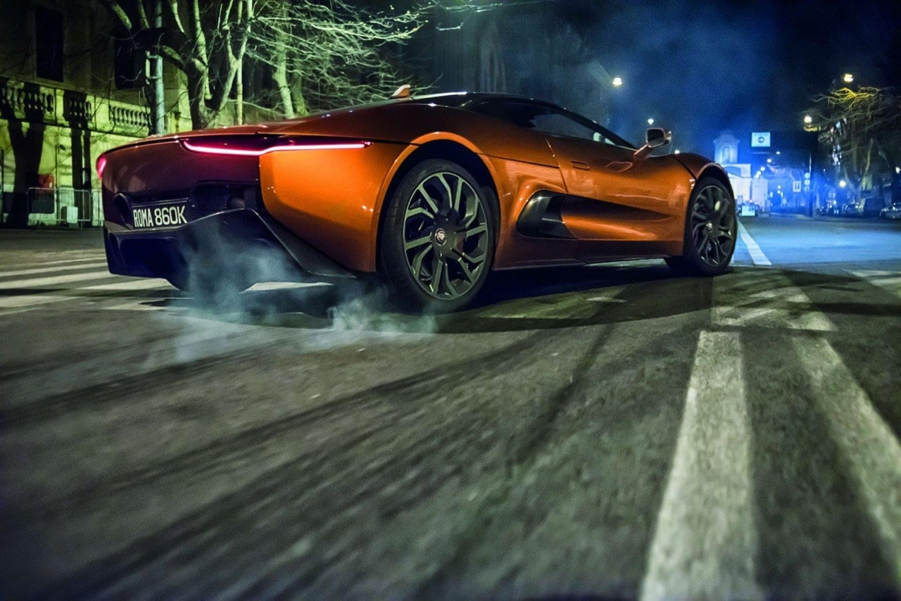 Jaguar SPECTRE Απονέμουμε τα Όσκαρ αυτοκινήτου Fun, Jaguar C-X75, LYKAN HYPERSPORT, movie cars, videos, zblog