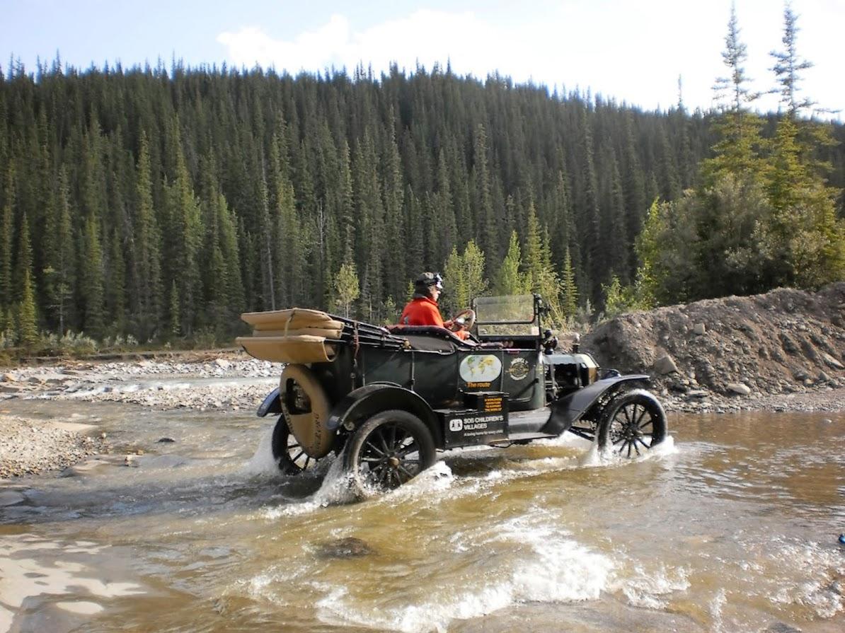 Model2BT2BWorld2BTour2B 2Bpic2B76.6 a Ο Γύρος του Κόσμου με ένα Ford Model T του 1915! Ford, Ford Model T, Fun, Model T, Roadtrip, zblog