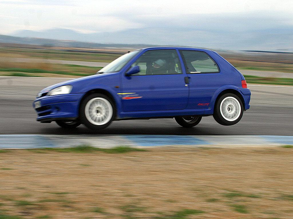 "Peugeot2B1062BRallye 7 15 ""φθηνά"" μεταχειρισμένα που στρίβουν σαν τρένα Audi S3, BMW M3 E46, Ford Focus RS, Lancia Delta Integralle, Lotus Elise, Mazda RX8, Mitsubishi Evo, Nissan Sunny GTI-R, Peugeot 106 Rallye, Porsche Boxster, Subaru Impreza WRX, zblog, αυτοκίνητα"