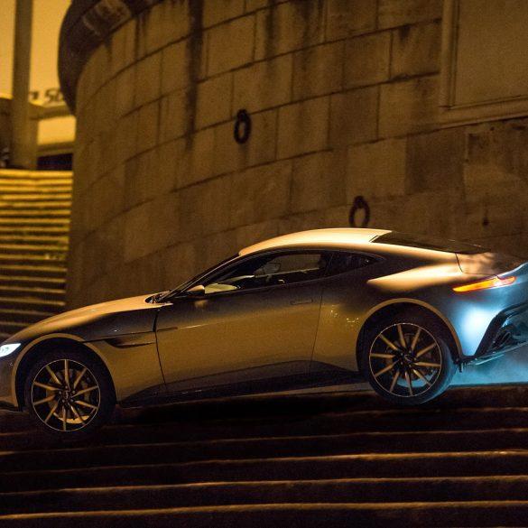 SPECTRE ASTON2BMARTIN2BDB10 Το νέο αυτοκίνητο του James Bond είναι μια χειροκίνητη Aston Martin DB10