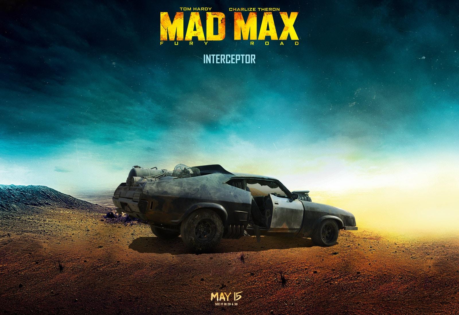 mad max fury road interceptor Απονέμουμε τα Όσκαρ αυτοκινήτου Fun, Jaguar C-X75, LYKAN HYPERSPORT, movie cars, videos, zblog