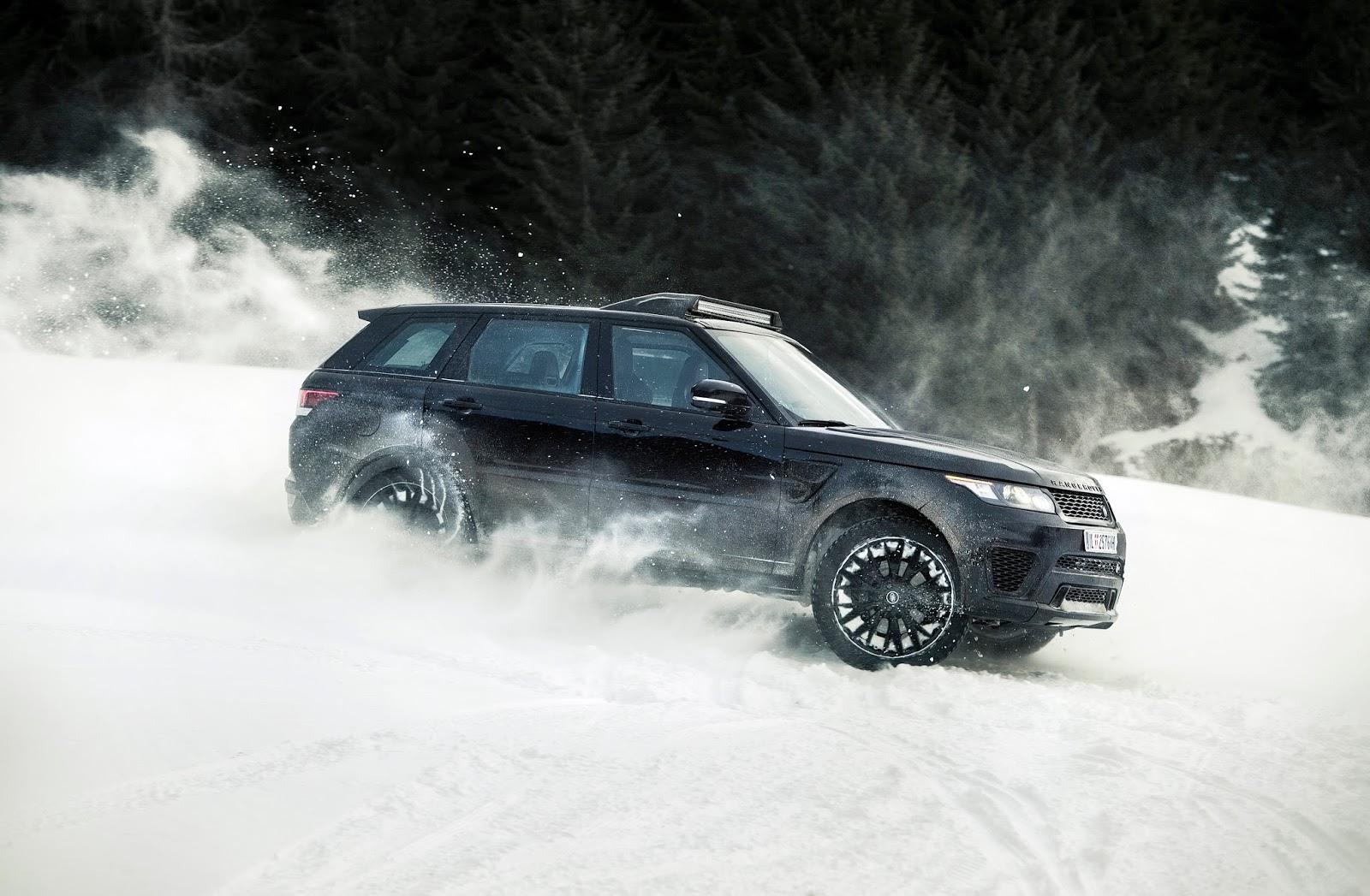 range rover sport svr 007 spectre Απονέμουμε τα Όσκαρ αυτοκινήτου Fun, Jaguar C-X75, LYKAN HYPERSPORT, movie cars, videos, zblog
