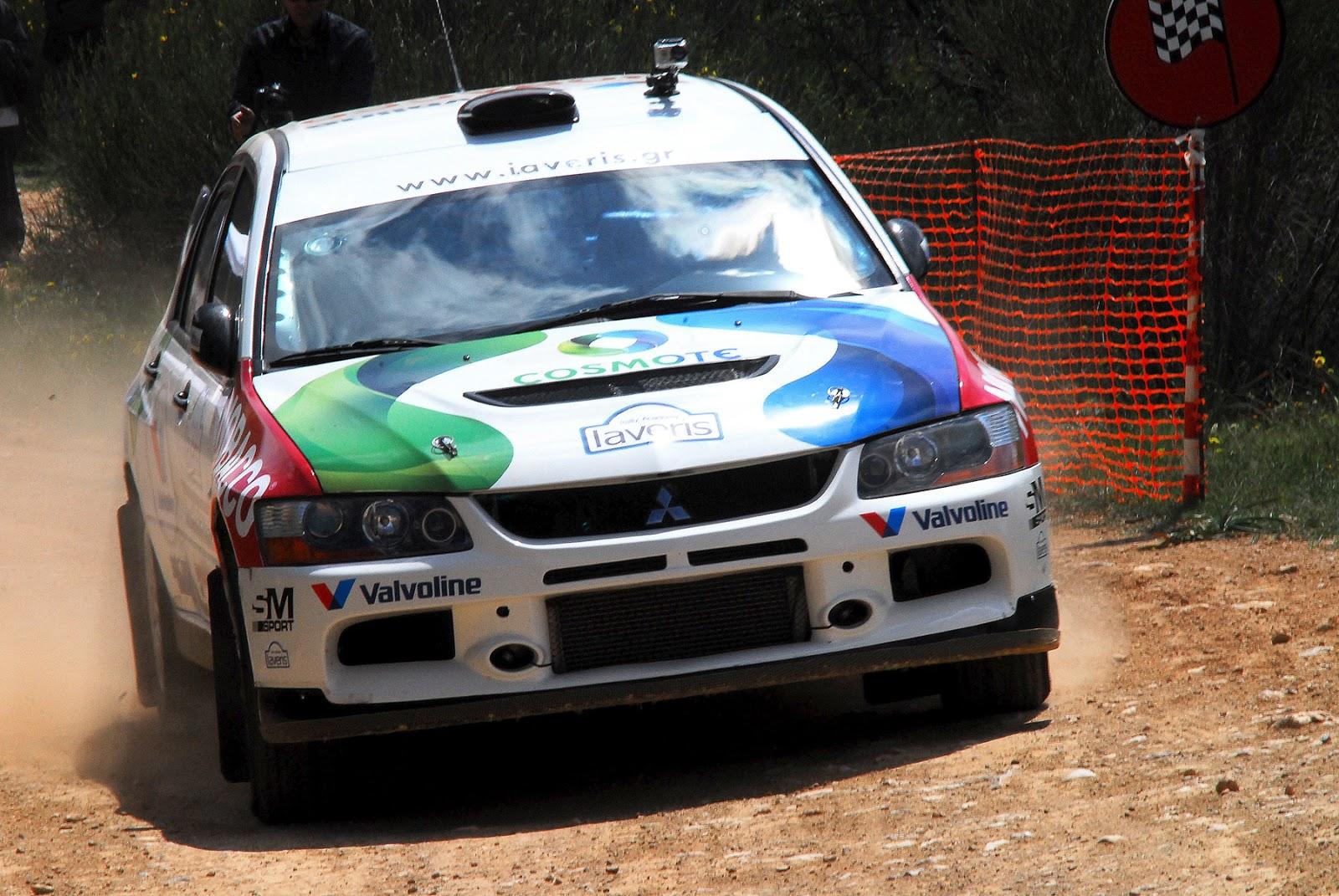 04 Ο Ιαβέρης Junior επιστρέφει στο Acropolis! Rally, Rally Acropolis, Seajets rally acropolis, zblog, ιαβέρης