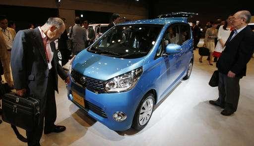 1 japansmitsub Πώς έκλεβε στις μετρήσεις κατανάλωσης η Mitsubishi Mitsubishi, zblog, κατανάλωση, σκάνδαλο