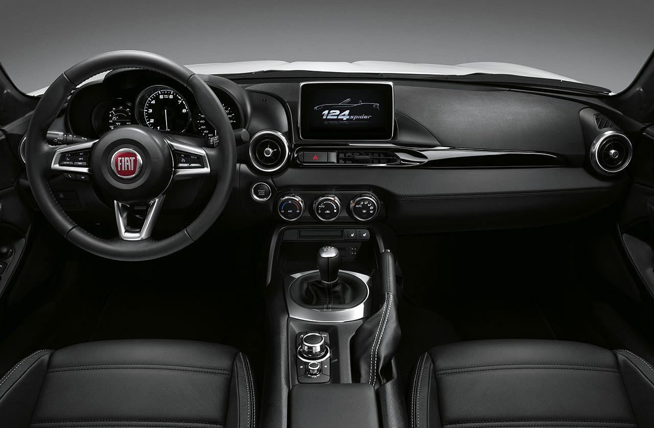 160301 Fiat 124 Spider 09 Άνοιξαν οι παραγγελίες τoυ νέου FIAT 124 Spider στην ελληνική αγορά! cabrio, Fiat, fiat 124 spider, Roadster, αγορά