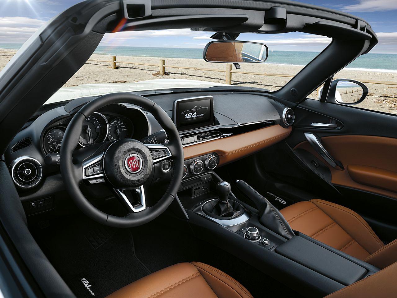 160301 Fiat 124 Spider 11 Άνοιξαν οι παραγγελίες τoυ νέου FIAT 124 Spider στην ελληνική αγορά! cabrio, Fiat, fiat 124 spider, Roadster, αγορά