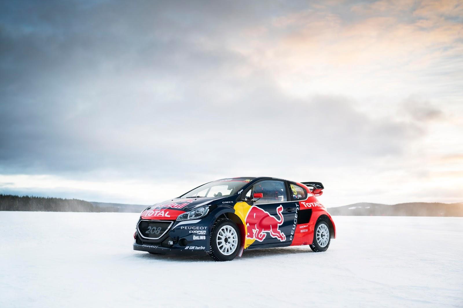 56d0766f241a8255B1255D Έτοιμα για μάχη τα PEUGEOT 208 WRX, έτοιμος και ο Sébastien Loeb για το World RX! Hansen Motorsport, Peugeot, PEUGEOT 208 WRX, Peugeot Sport, Rally, Rallycross, videos, World RX, zblog