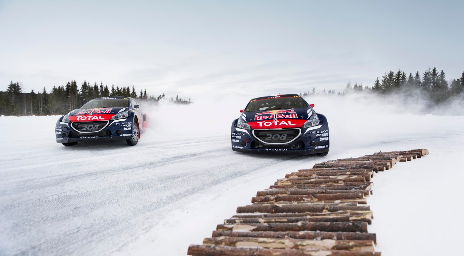 56d0772c817b2255B1255D Έτοιμα για μάχη τα PEUGEOT 208 WRX, έτοιμος και ο Sébastien Loeb για το World RX! Hansen Motorsport, Peugeot, PEUGEOT 208 WRX, Peugeot Sport, Rally, Rallycross, videos, World RX, zblog