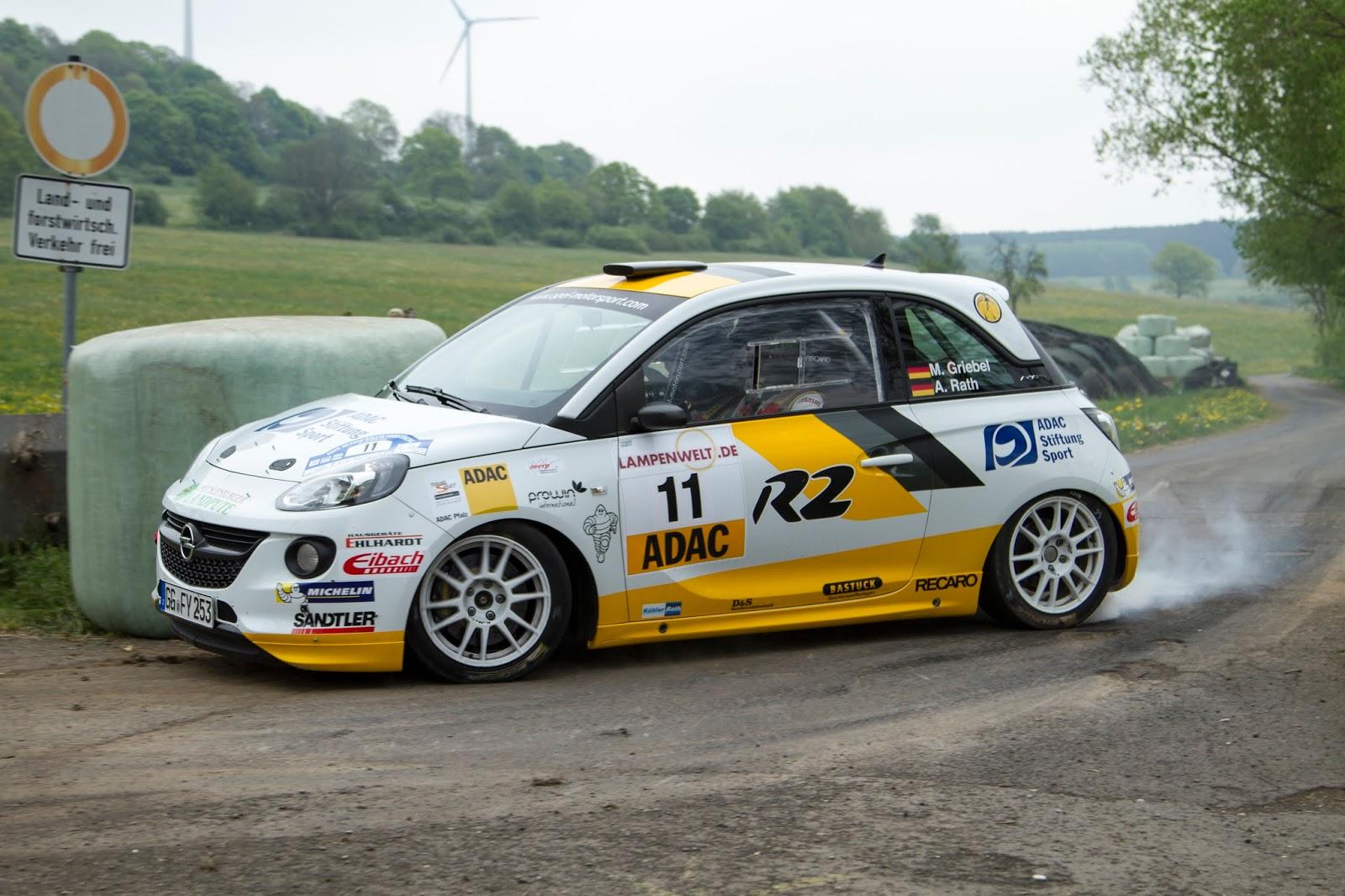 ADAM R2 292304 Το Opel ADAM Θα υπερασπιστεί τον τίτλο του πρωταθλήματος ERC Junior ERC Junior FIA, FIA, Opel ADAM, Opel ADAM R2, Rally, videos