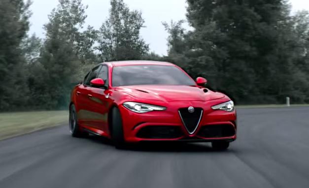 Alfa Romeo Giulia Υπάρχει, τελικά, η κίνηση στον λάθος άξονα; zblog, πισωκίνητο