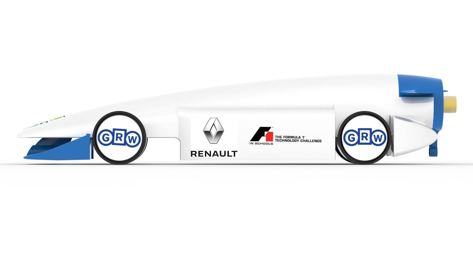 FULL2BPLAI r Μαθητές απ' όλο τον κόσμο δημιουργούν τις δικές τους ομάδες στα πρότυπα της F1 F1, Renault, videos, Τεχνολογία