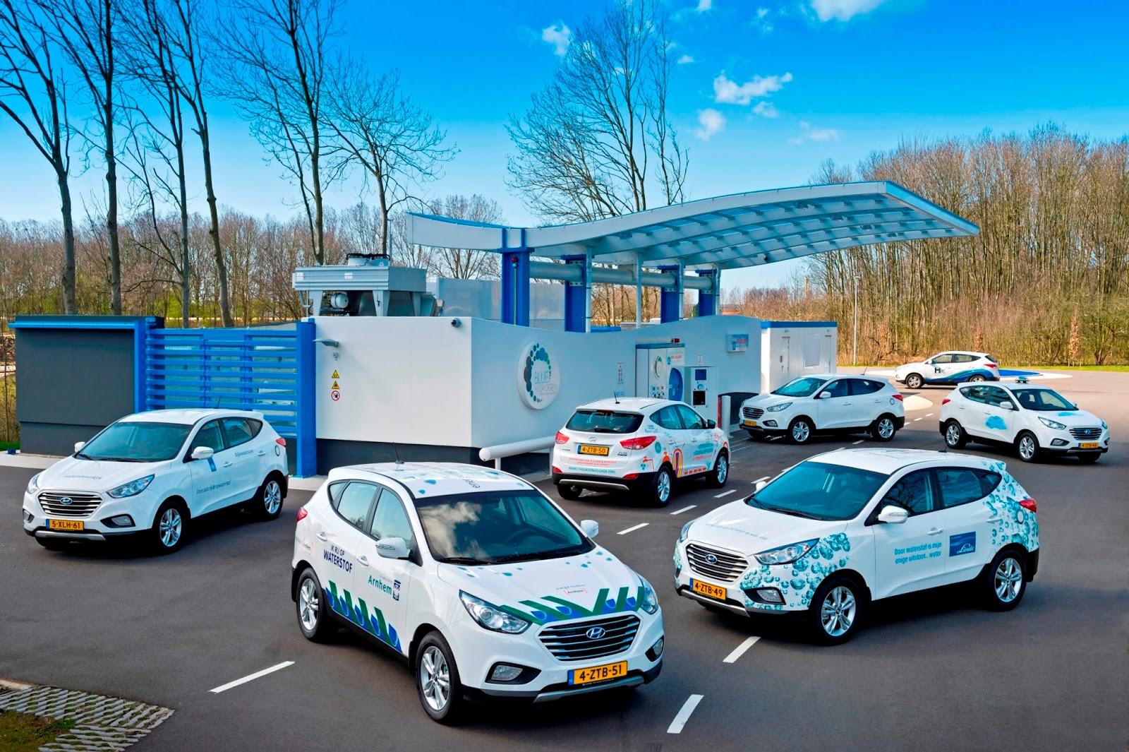 Ένα Hyundai ix35 Fuel Cell μετατρέπεται σε μονάδα παραγωγής ενέργειας Hyundai, Hyundai ix35, Hyundai ix35 Fuel Cell, SUV, Τεχνολογία