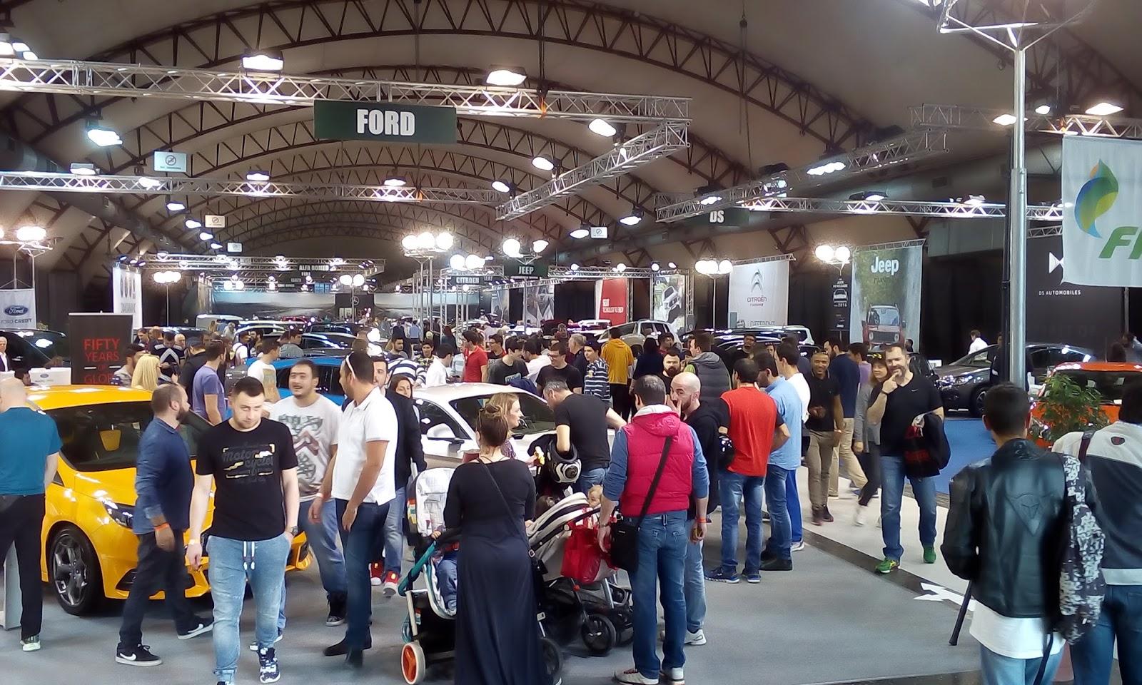 IMG 20160416 191259 Με μεγάλη επιτυχία ολοκληρώθηκε το πρώτο AUTO FESTIVAL ΘΕΣΣΑΛΟΝΙΚΗΣ Auto Festival, AUTO FESTIVAL ΘΕΣΣΑΛΟΝΙΚΗΣ, autoshow