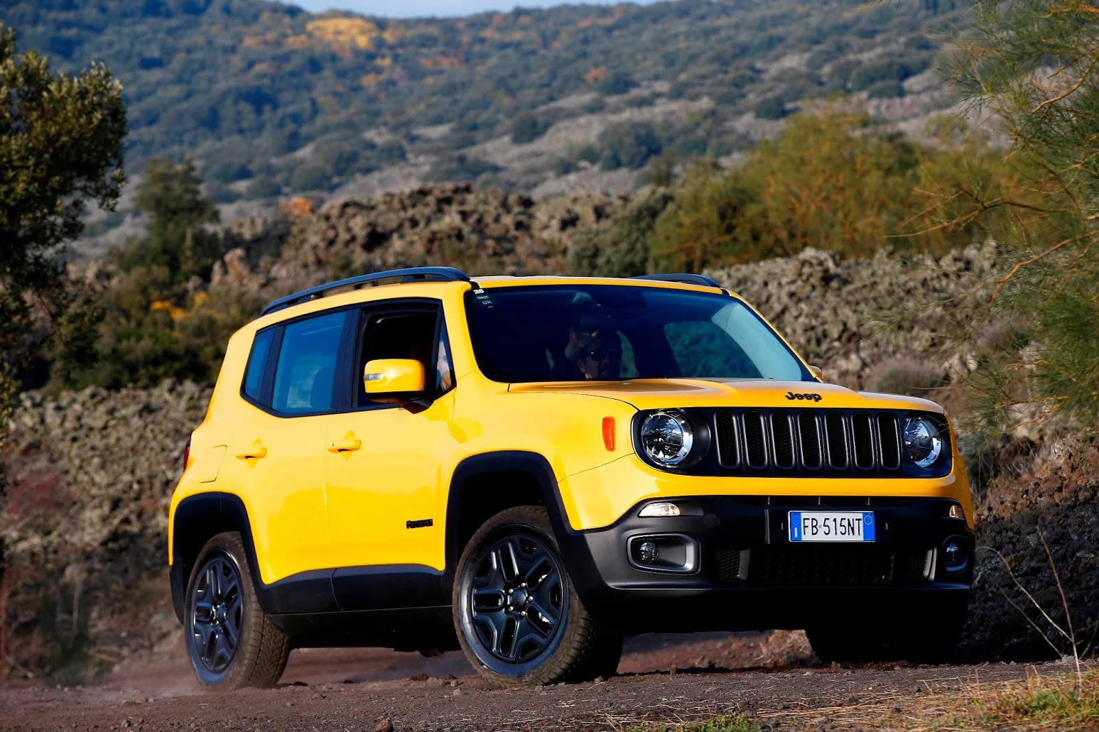 Jeep Renegade2Bphoto2B Σαρώνει σε πωλήσεις το Renegade compact SUV, Jeep, Jeep Renegade, Sales, SUV, videos, zblog, πωλήσεις