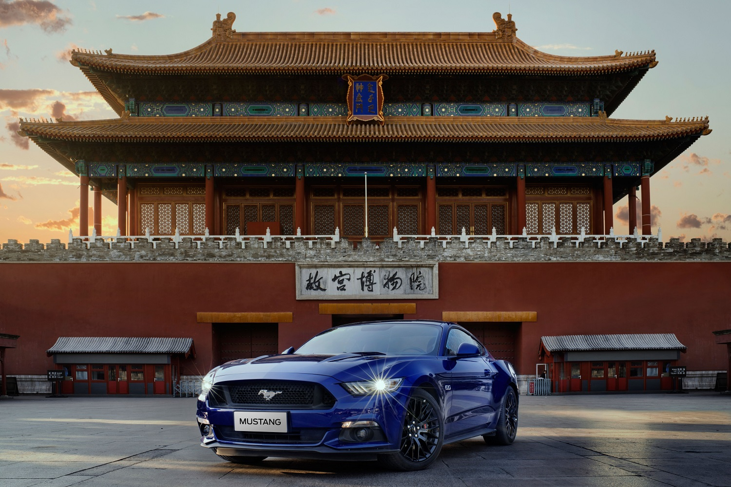 Mustang China2 Η Ford Mustang πρώτη σε ταξινομήσεις στην κατηγορία sports coupe σε όλο τον κόσμο Bestseller, COUPE, Ford, Ford Mustang, Muscle cars