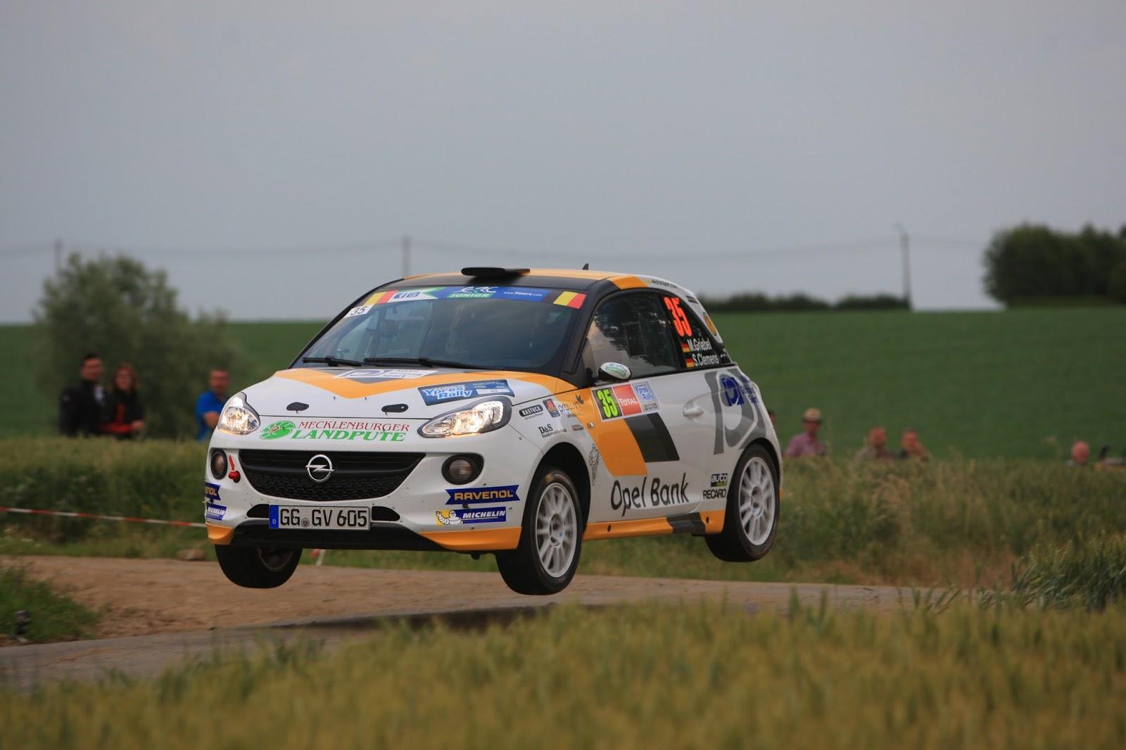 Opel ADAM R2 Junior Rallye 297372 Το Opel ADAM Θα υπερασπιστεί τον τίτλο του πρωταθλήματος ERC Junior ERC Junior FIA, FIA, Opel ADAM, Opel ADAM R2, Rally, videos
