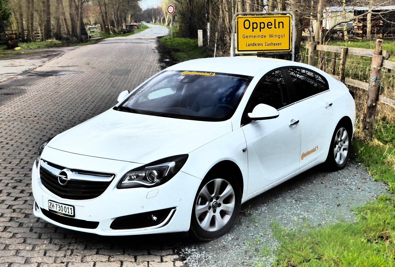 Opel Insignia 1 6 CDTi ecoFLEX Start top 300896 Το Opel Insignia 1.6 CDTI ecoFLEX έσπάσε το φράγμα των 2.000 km με ένα ρεζερβουάρ καυσίμου