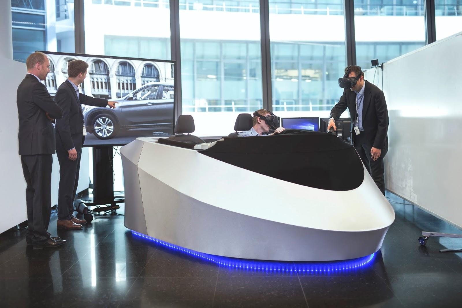 P90214934 highRes the virtual reality 1 1 Που χρησιμοποιεί η BMW το Unreal Engine 4 της Epic Games και τα συστήματα εικονικής πραγματικότητας BMW, HTC, Virtual Reality, Τεχνολογία