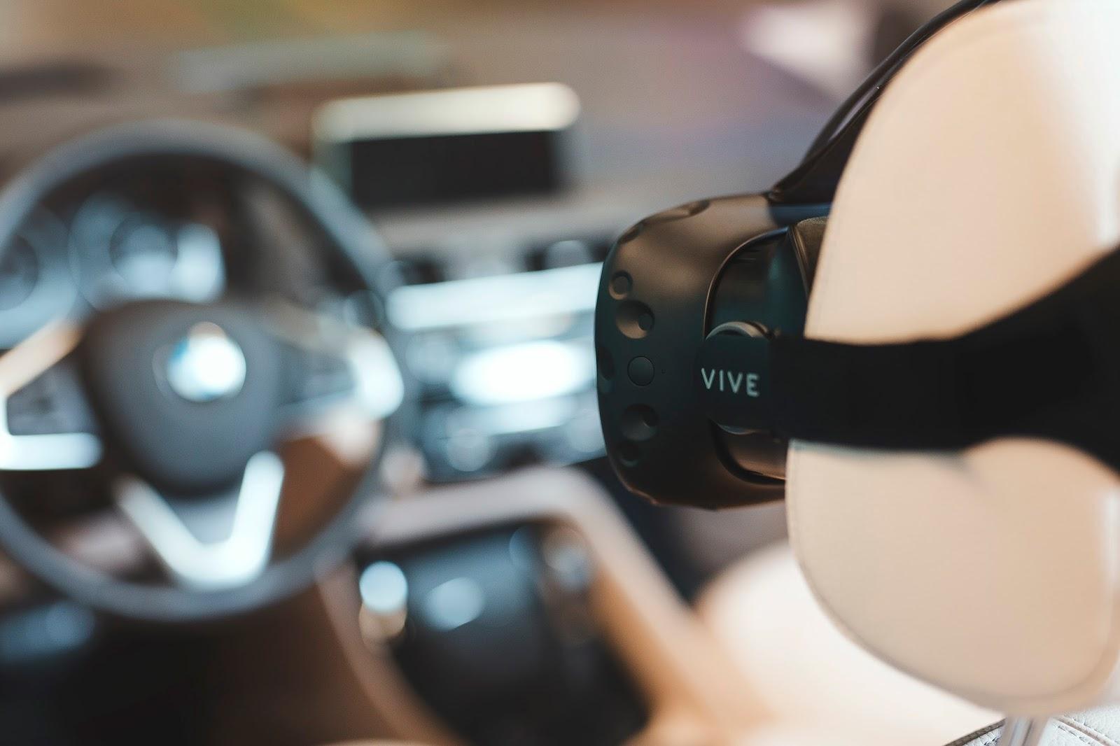 P90214936 highRes the virtual reality 1 1 Που χρησιμοποιεί η BMW το Unreal Engine 4 της Epic Games και τα συστήματα εικονικής πραγματικότητας BMW, HTC, Virtual Reality, Τεχνολογία