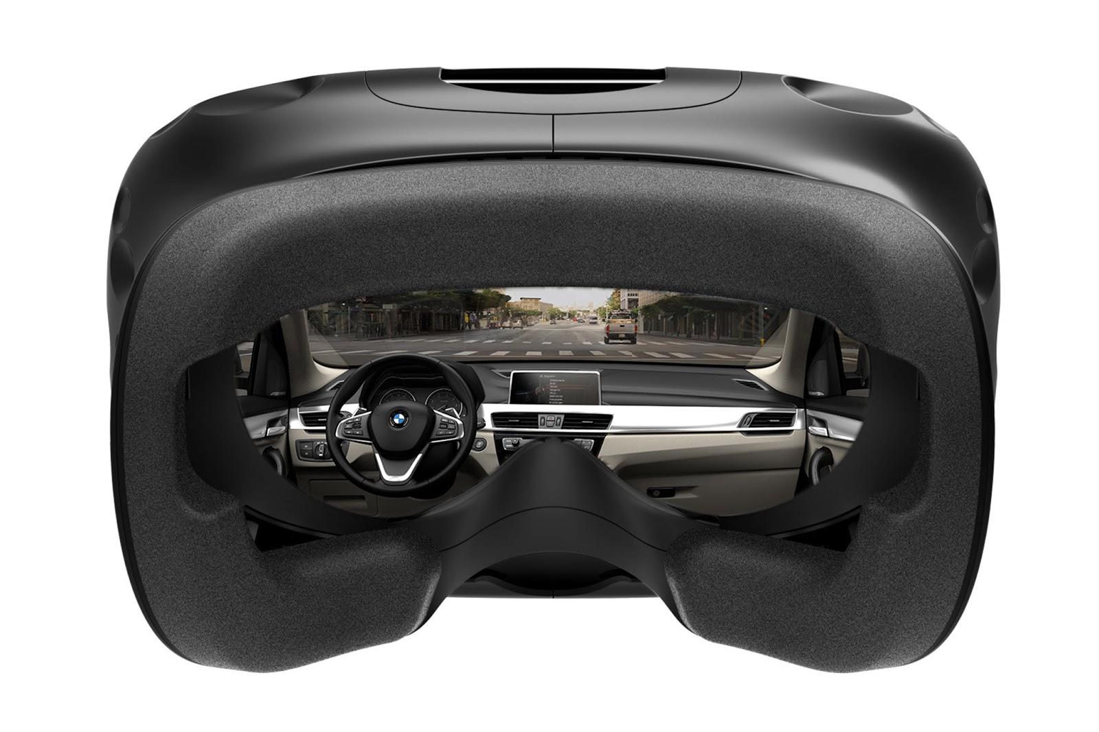 P90214940 highRes the virtual reality Που χρησιμοποιεί η BMW το Unreal Engine 4 της Epic Games και τα συστήματα εικονικής πραγματικότητας BMW, HTC, Virtual Reality, Τεχνολογία