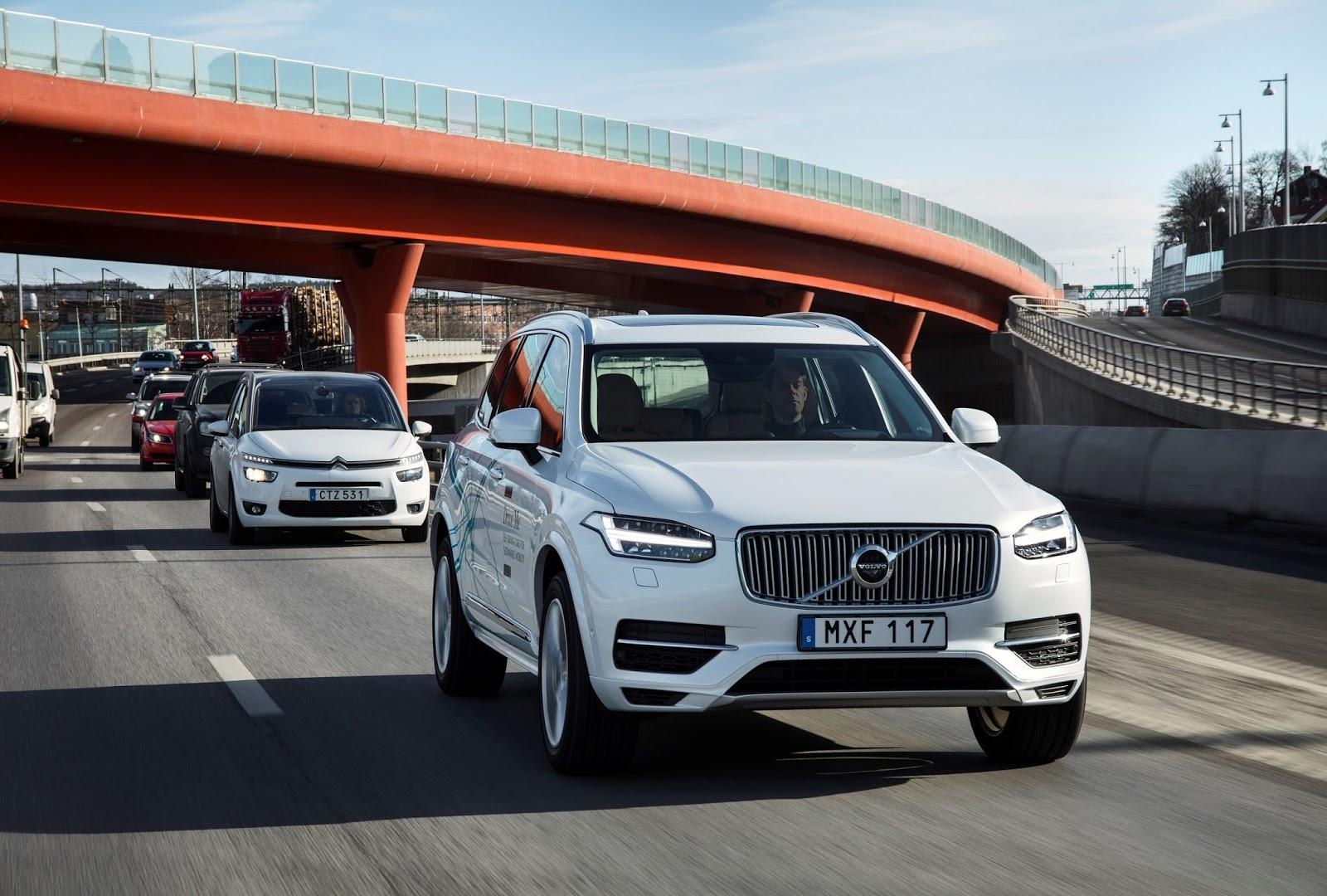 VOLVO DRIVE ME2BLONDON 1 Αυτόνομη οδήγηση από τη Volvo και στη Μεγ. Βρετανία Autonomous Driving, videos, Volvo, Volvo Cars, Τεχνολογία