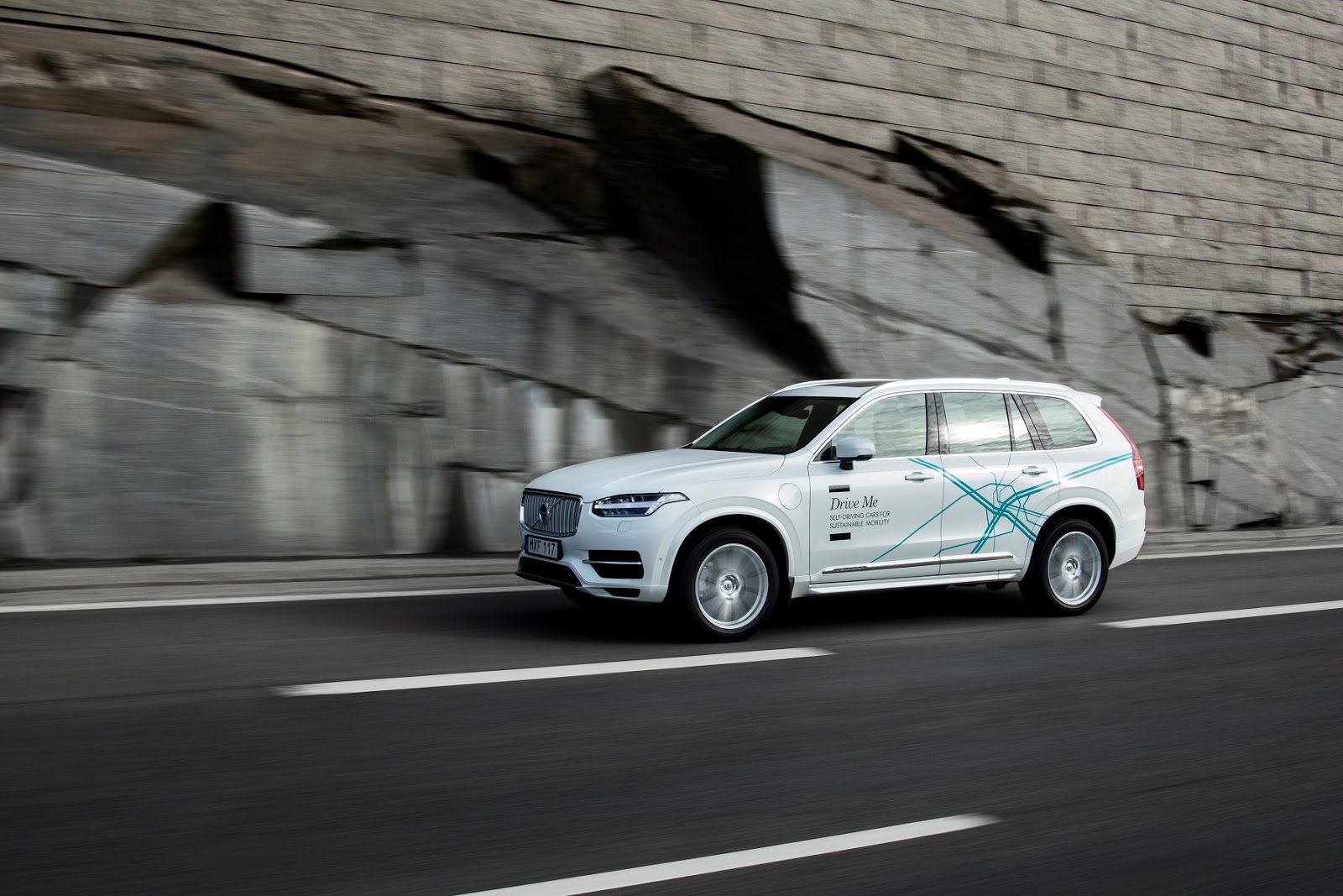 VOLVO DRIVE ME2BLONDON 3 Αυτόνομη οδήγηση από τη Volvo και στη Μεγ. Βρετανία Autonomous Driving, videos, Volvo, Volvo Cars, Τεχνολογία