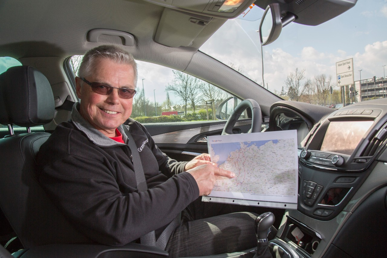 cq5dam.web .1280.12802B252872529 1 Το Opel Insignia 1.6 CDTI ecoFLEX έσπάσε το φράγμα των 2.000 km με ένα ρεζερβουάρ καυσίμου economy, Opel, Opel Insignia, Opel Insignia 1.6 CDTI ecoFLEX, sedan, Ρεκόρ