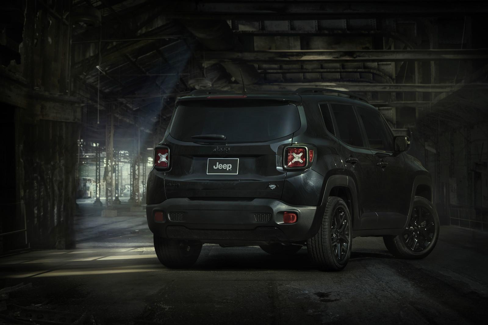 renegade Jeep Renegade Justice! Ένα Jeep για ήρωες! Batman vs Superman, compact SUV, Jeep, Jeep Renegade, Jeep Renegade Justice