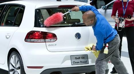 vw2Bkatharisei Η VW θα αποζημιώσει τους ιδιοκτήτες των... βρώμικων μοντέλων της VW, vw σκάνδαλο, zblog, ανακλήσεις, σκάνδαλο