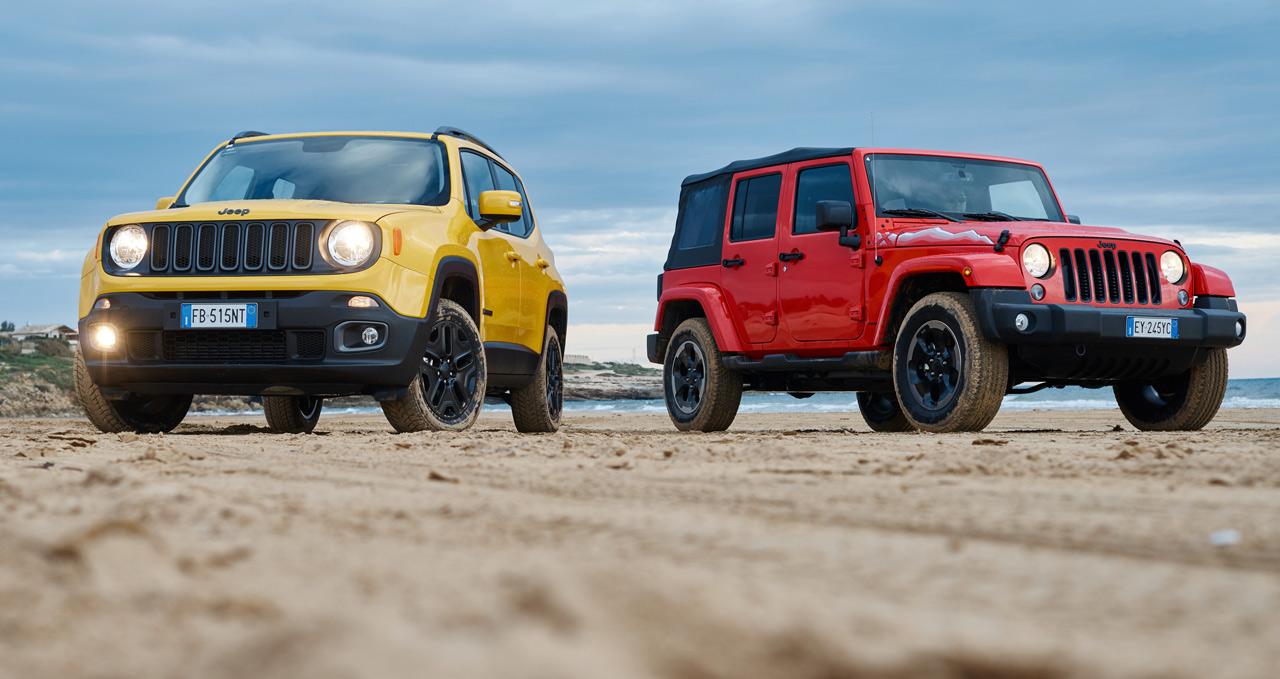 Jeep2Bphoto Τα Jeep Renegade και Jeep Wrangler ανακυρήχθηκάν κορυφαία στα Off-Road και SUV Awards, Jeep, Jeep Renegade, Jeep Wrangler, Offroad, SUV