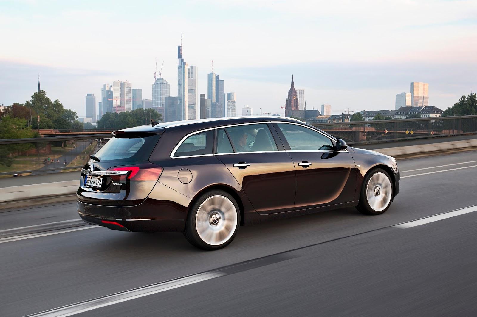 Opel Insignia Sports Tourer 287568 Η εφαρμογή myOpel Στέλνει τον Προορισμό στο Σύστημα Πλοήγησης από Smartphone Opel, Opel OnStar, Τεχνολογία