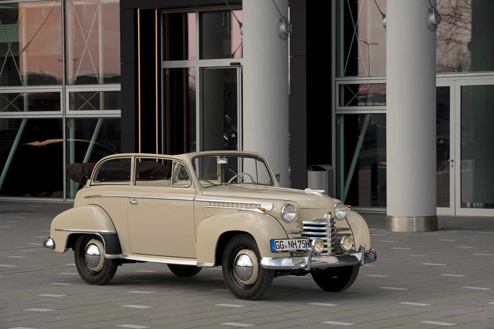 Opel Rallye Hessen Th25C325BCringen 301763 H Πλούσια Κληρονομιά των Opel Cabrio cabrio, Opel, Opel 8/25 hp, Opel Cascada, Opel Olympia, Opel Record, Opel Super 6