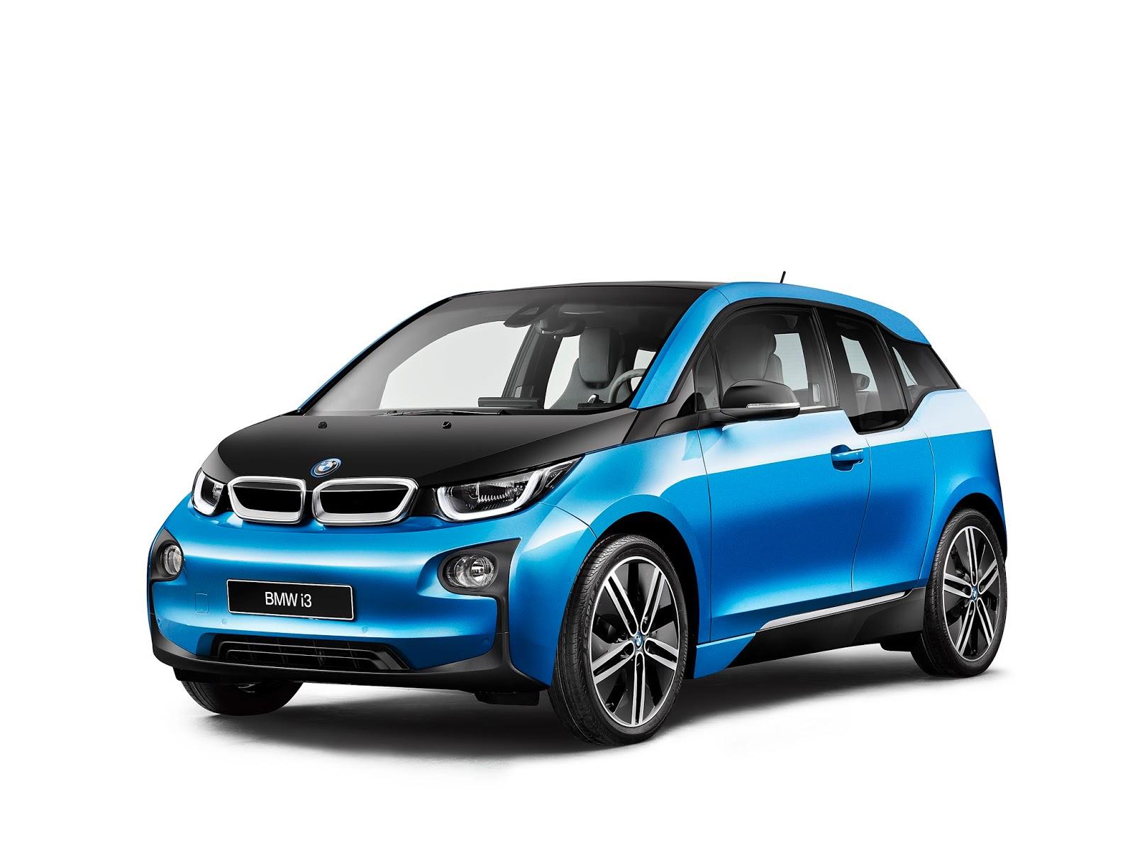 P90216947 highRes bmw i3 94ah 05 2016 1 Μεγαλύτερη αυτονομία για το i3 της BMW BMW, BMW i, BMW i3, car, Electric cars