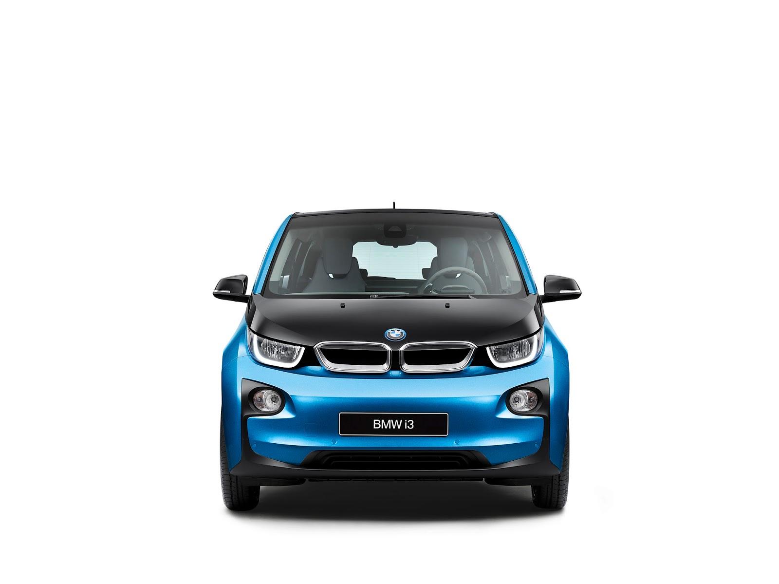 P90216949 highRes bmw i3 94ah 05 2016 1 Μεγαλύτερη αυτονομία για το i3 της BMW BMW, BMW i, BMW i3, car, Electric cars