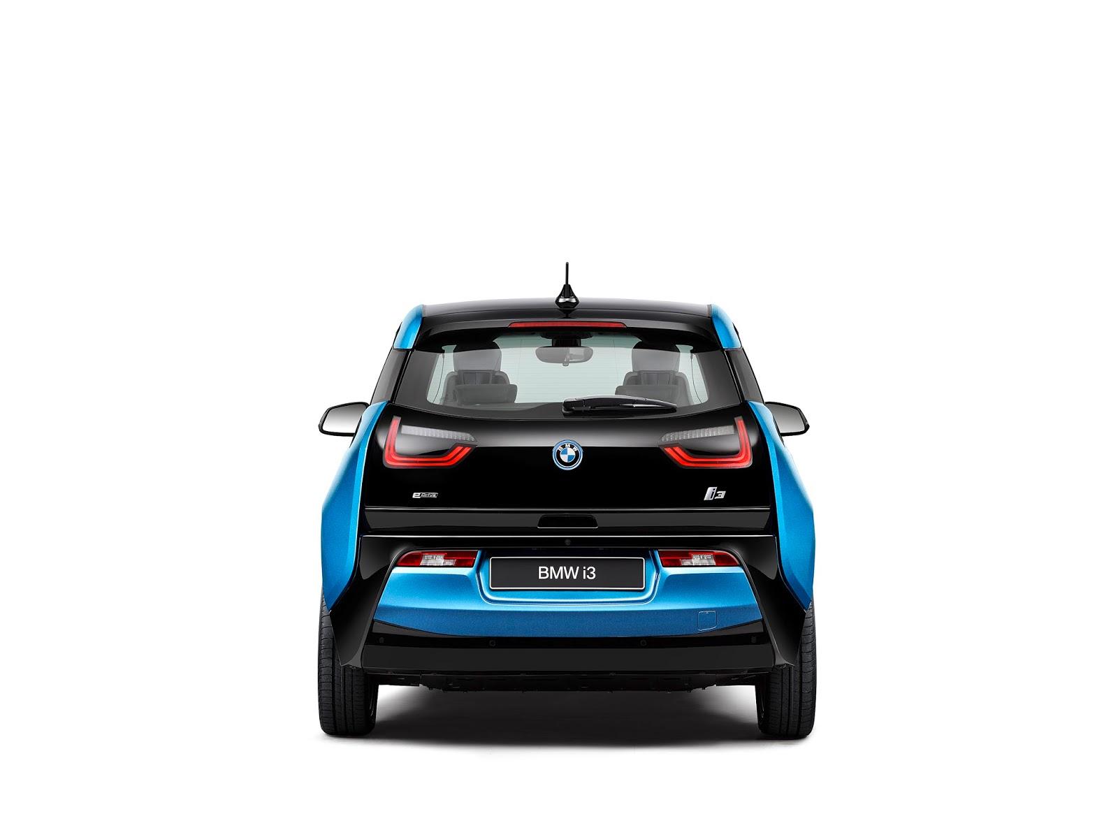 P90216950 highRes bmw i3 94ah 05 2016 1 Μεγαλύτερη αυτονομία για το i3 της BMW BMW, BMW i, BMW i3, car, Electric cars