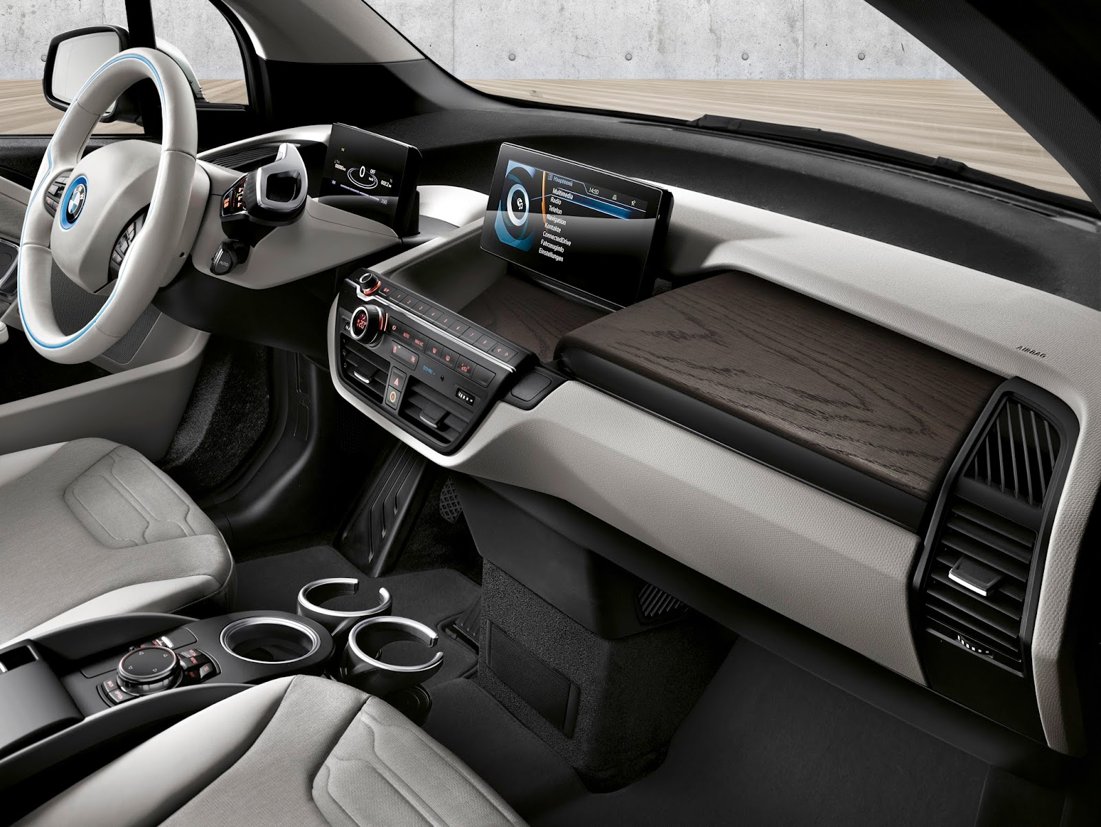 P90216975 highRes bmw i3 94ah 05 2016 Μεγαλύτερη αυτονομία για το i3 της BMW BMW, BMW i, BMW i3, car, Electric cars