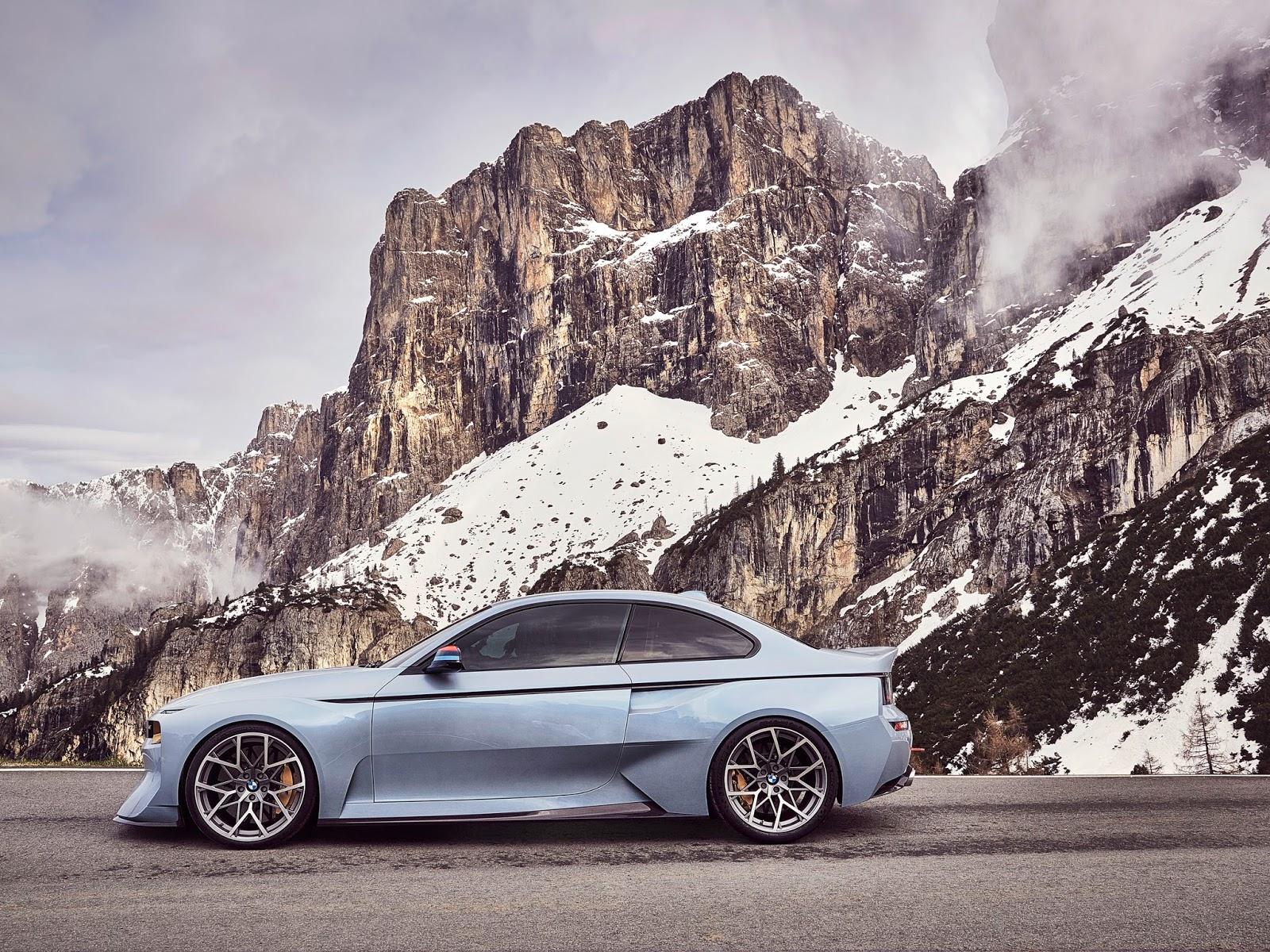 P90219716 highRes bmw 2002 hommage 05 1 1 H BMW γιορτάζει τα 50 χρόνια της θρυλικής 2002 turbo και παρουσιάζει την Bmw 2002 Hommage BMW, BMW 2002, BMW 2002 turbo, BMW Concept, BMW Hommage, supercars, videos