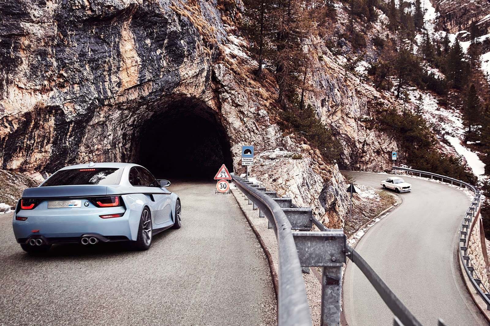 P90219720 highRes bmw 2002 hommage 05 1 1 H BMW γιορτάζει τα 50 χρόνια της θρυλικής 2002 turbo και παρουσιάζει την Bmw 2002 Hommage BMW, BMW 2002, BMW 2002 turbo, BMW Concept, BMW Hommage, supercars, videos