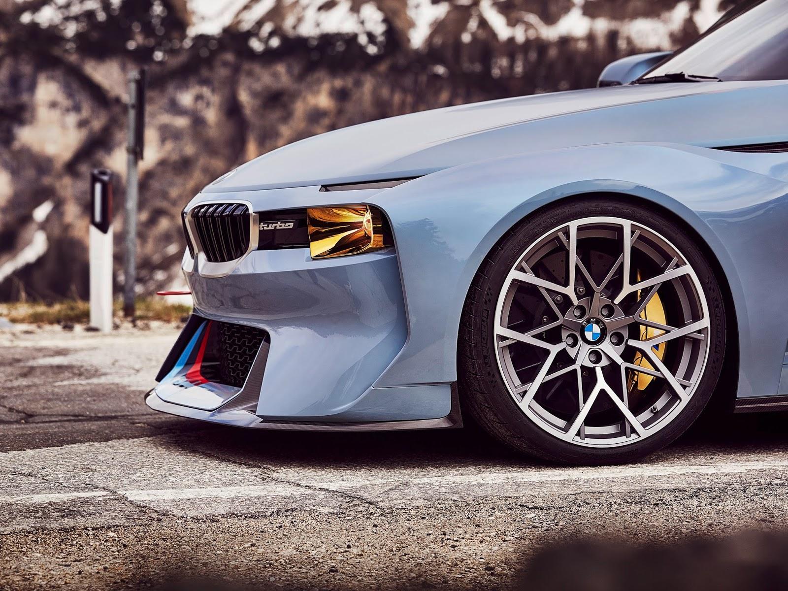 P90219723 highRes bmw 2002 hommage 05 1 1 H BMW γιορτάζει τα 50 χρόνια της θρυλικής 2002 turbo και παρουσιάζει την Bmw 2002 Hommage BMW, BMW 2002, BMW 2002 turbo, BMW Concept, BMW Hommage, supercars, videos