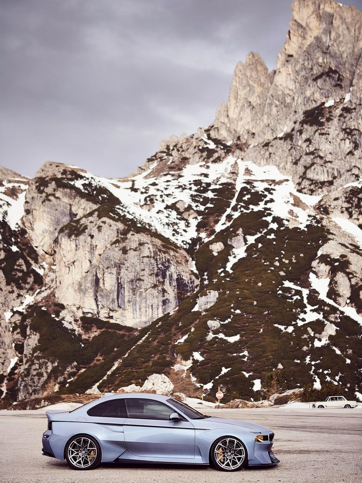 P90219725 highRes bmw 2002 hommage 05 1 1 H BMW γιορτάζει τα 50 χρόνια της θρυλικής 2002 turbo και παρουσιάζει την Bmw 2002 Hommage BMW, BMW 2002, BMW 2002 turbo, BMW Concept, BMW Hommage, supercars, videos