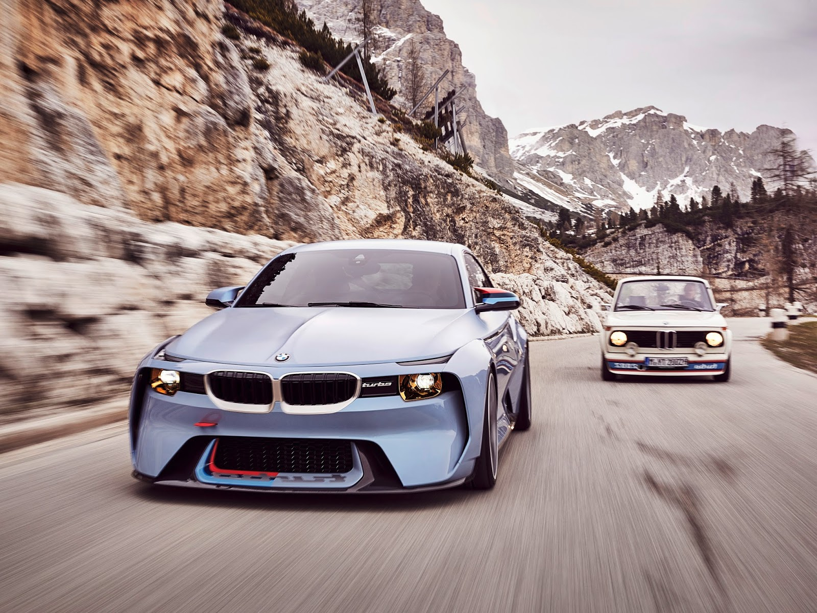 P90219729 highRes bmw 2002 hommage 05 1 1 H BMW γιορτάζει τα 50 χρόνια της θρυλικής 2002 turbo και παρουσιάζει την Bmw 2002 Hommage BMW, BMW 2002, BMW 2002 turbo, BMW Concept, BMW Hommage, supercars, videos