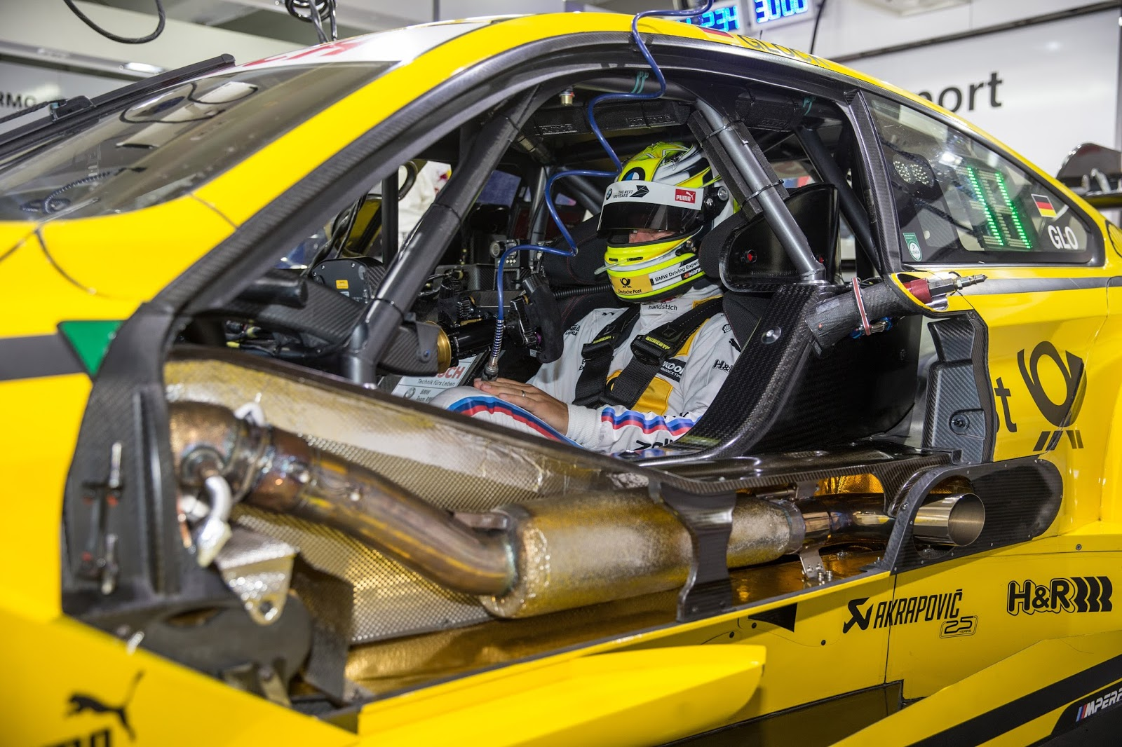 P90220568 highRes munich de 26th may 2 BMW Motorsport και Akrapovič ενισχύουν την συνεργασία τους