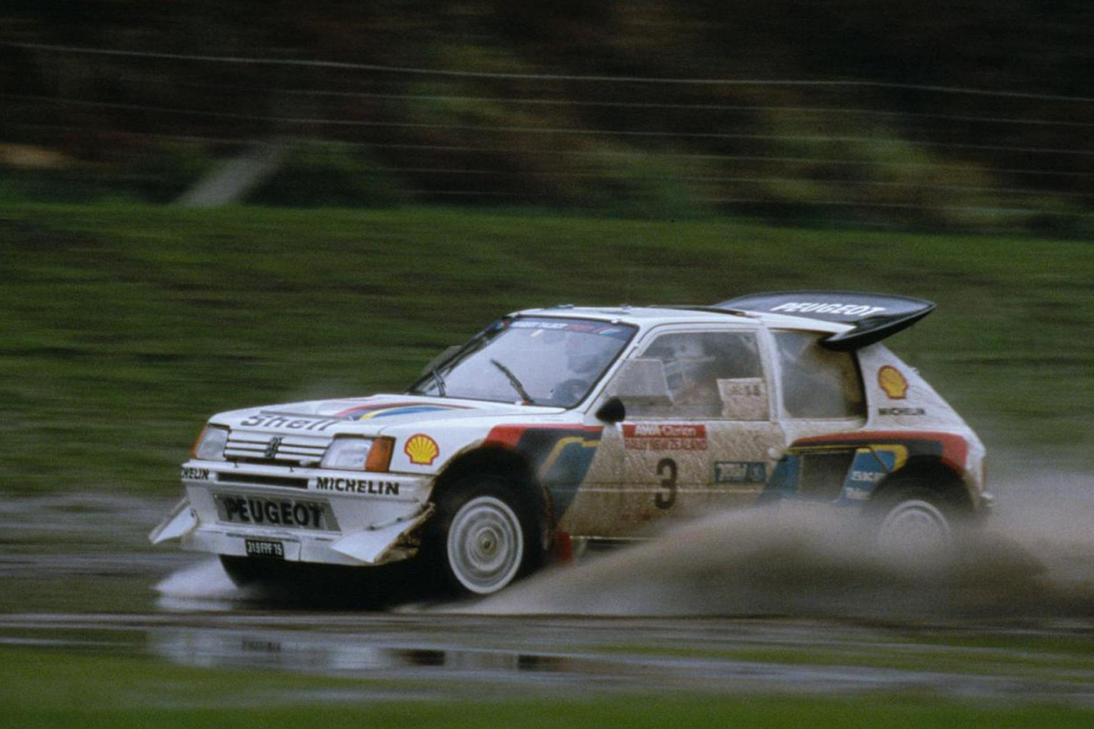 The2BPeugeot2B2052BT16 To θρυλικό Peugeot 205 Group B στο Goodwood Group B, Peugeot, Peugeot 205, Rally, videos, zblog